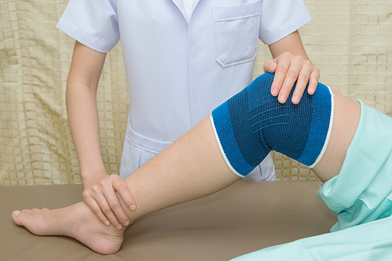 How to treat common sports injuries